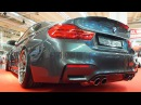 BMW M4 Coupe F82 2015 Tuning by BS-Carstyling 3.0 M TwinPower Turbo 560PS Rotiform LVS-Mono-Look R19