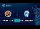 LIVE 🔴 - Avtodor Saratov (RUS) v Sikeliarchivi Capo D'Orlando (ITA) - Basketball Champions League