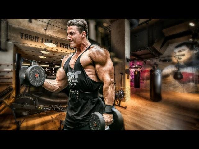 Sadik Hadzovic MR. OLYMPIA CHAMPION - Workout Motivation