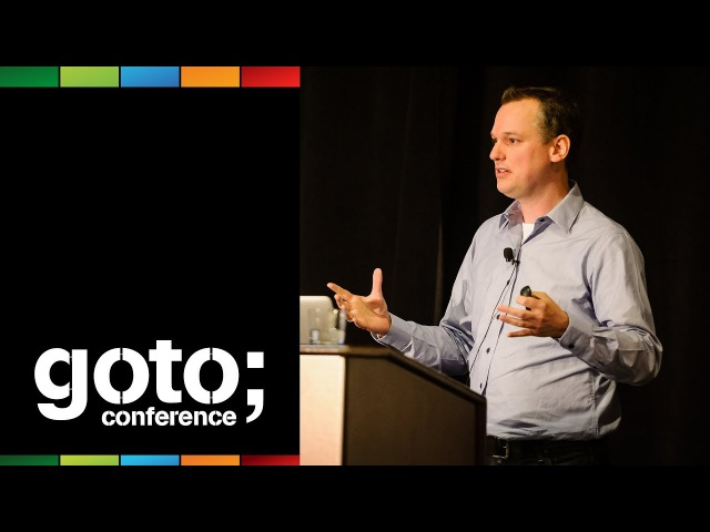 GOTO 2017 • Serverless Modern Agile: A Match made in Silicon Heaven • Mike Roberts