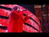 Ирина Дубцова Люби меня долго. Ночной концерт наКрасной площади. Фрагмент выпуска от01.01.2018