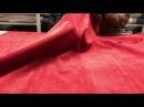 КРС, кроста, 1,2 1,4 мм, VESUVIOCOLORS, цвет SCARLET, MASTROTTO, Италия