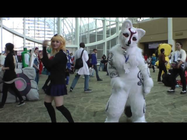 Tank9 Presents Sakura Con 2012 Dance