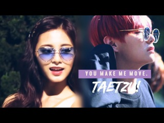BTS V X TWICE TZUYU I You make me move