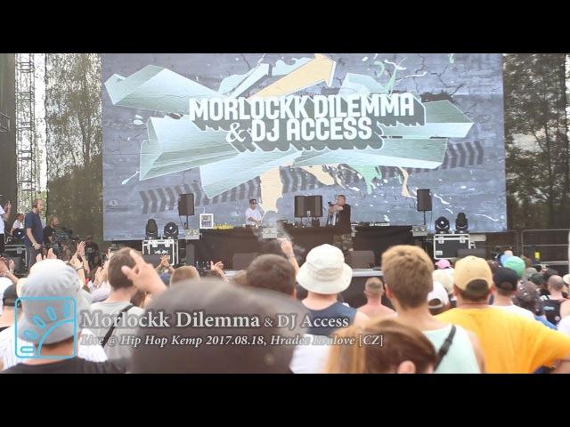Morlockk Dilemma • Live @ HipHopKemp2017.08.18, Hradec Kralove [CZ]