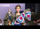 VIKTOR ROLF Action Dolls Fashion Show Fall Winter 2017 2018 Haute Couture Paris - Fashion Channel