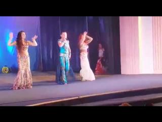 Gala show in Kazahstan