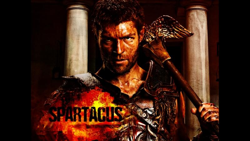 Спартак: Война проклятых (Spartacus: War of the Damned) - (3 сезон)