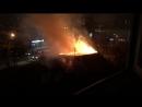 Пожар на Извилистой 1 12 2017 Ростов на Дону Главный