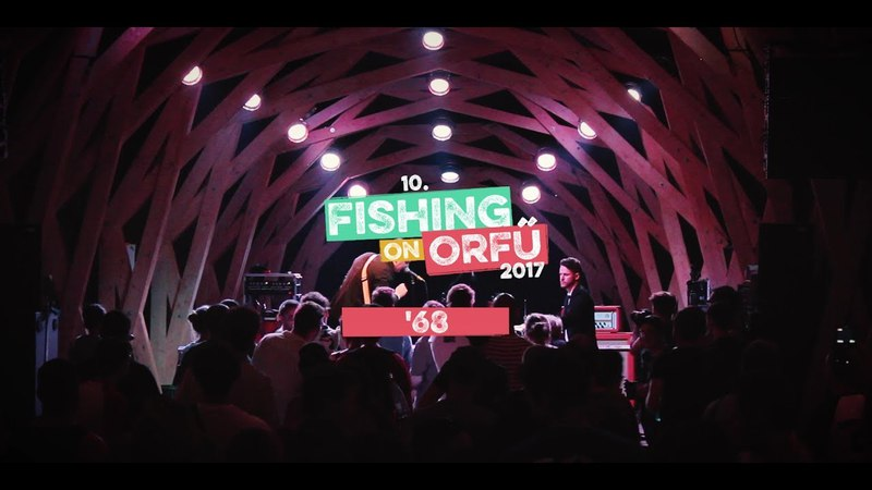 '68 - Live at Fishing on Orfű 2017 (Full concert)