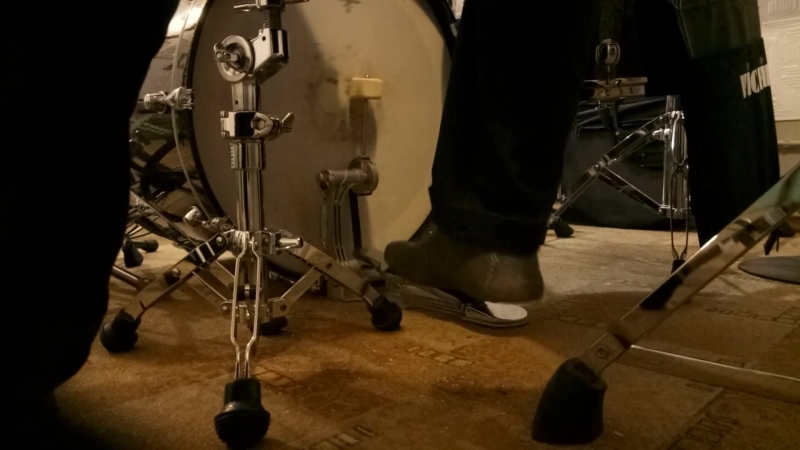 Test of pedal Sonor perfect balance by Jojo Mayer