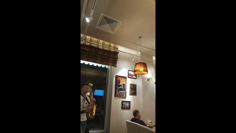 Артур Левенец в Место кафе