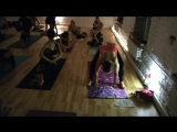 YogaSpace. Ashtanga yoga. Mysore class. Today. 8_00 A.M_16.01.18