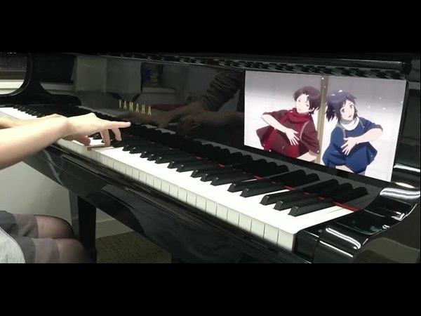 【刀剣乱舞】花丸◎日和!をピアノで演奏してみた【TOUKENRANBU HANAMARU BIYORI】