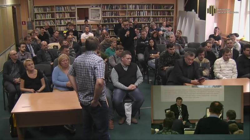 Сталинградская битва - встреча с военным историком А В Исаевым