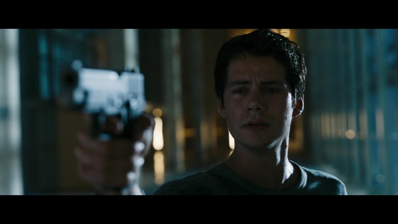 The Maze Runner The Death Cure Ava Janson RUS Deleted scenes