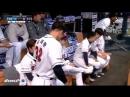 Doosan Bears Baseball player Yang Eui-Jis entrance song is JOAH and Baseball player Ryu Ji Hyuks entrance song is My Last