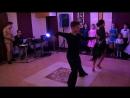 танец румба от педагогов студии