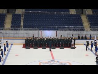 Государственный гимн РФ - хор инженерных войск