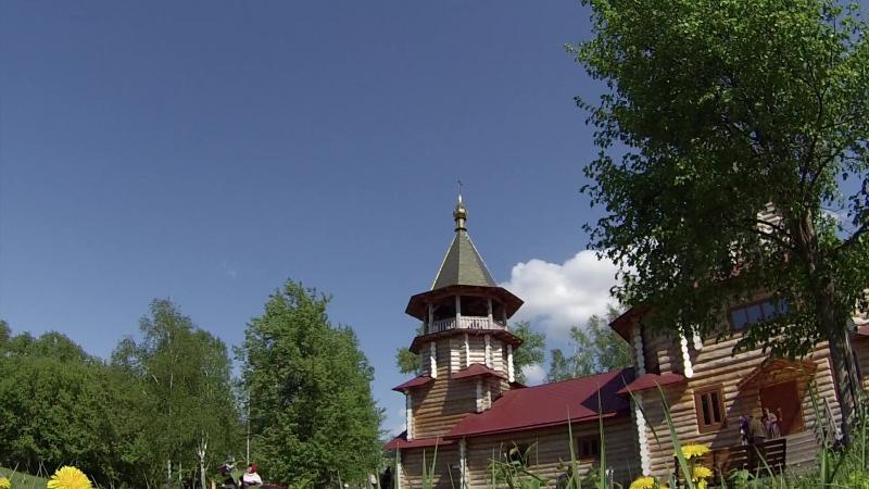 Белобережский монастырь. Колокольный звон