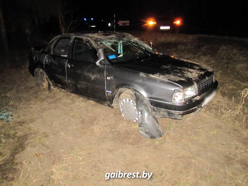Пружанский район: в результате лобового столкновения пострадал ребенок
