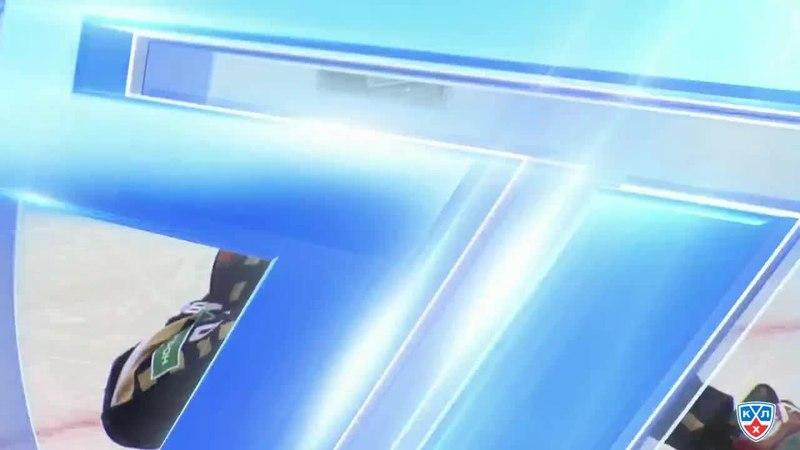 Моменты из матчей КХЛ сезона 14 15 Удаление Крикунов Илья ХК Сочи за удар клюшкой удален на 2 минуты 12 01