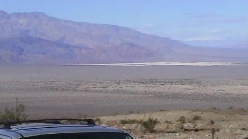 Death Valley (Долина Смерти). Калифорния. США. Мои путешествия.