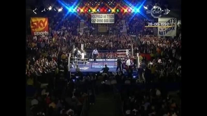 Тони Таккер vs Херби Хайд (полный бой) [28.06.1997]