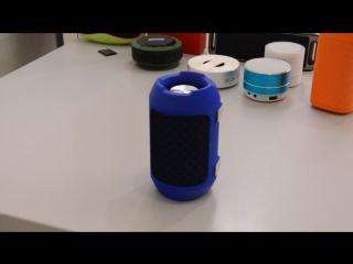 Портативная колонка BS-116 Bluetooth Speaker
