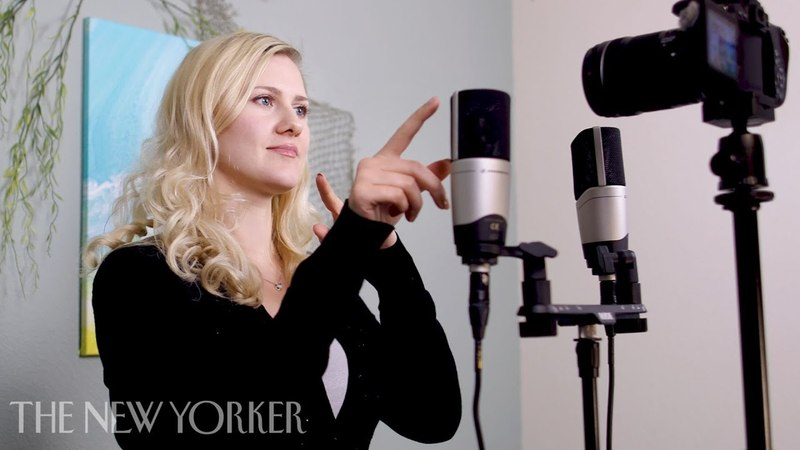 How ASMR Became an Internet Phenomenon Obsessions The New Yorker
