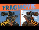 STANDOFF 2 FRAGMOVIE / [NOOBS] Киса^-^ ft |ELITE| KENNY