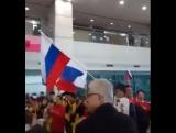 Вот так Корейцы встречают Русских! В Южной Корее создано движение в поддержку России!