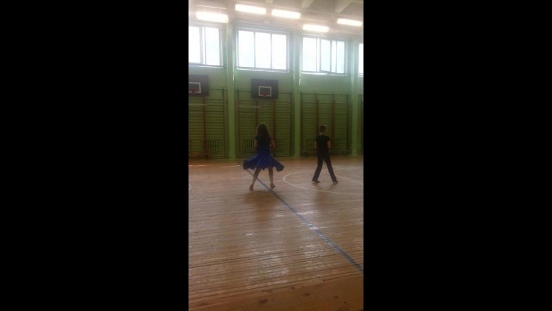 Открытый урок по танцам 16 05 2018г ч 14