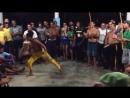 Capoeirando 2013 Music Festival - Mestre Parente Contra-Mestre Espirrinho