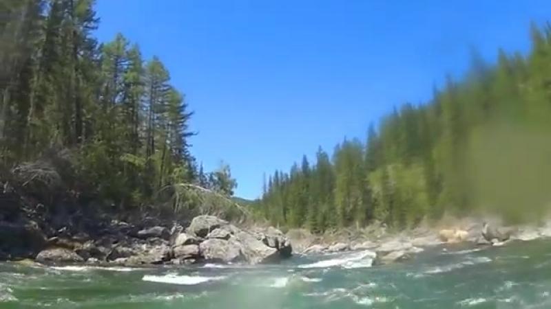 Сплав по реке Башкаус (30 минут релакса!)-juclip-scscscrp