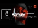 Techno music with @ChrisLiebing San Diego for Fngrscrssd Bang Bang AM FM Radio 164 Periscope