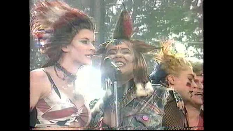 Концерт к 50-летию восшествия на престол Королевы Великобритании (Первый канал, 2002)