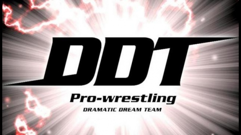 DDT Road To Ryogoku 2018: Dramatic Dream Tan (2018.05.04)