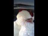 Дед Мороз и Снегурочка в Кургане   45ДедМороз — Live
