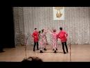 Танец Уральские шестеры Отчётный концерт ДШИ г Похвистнево май 2018г