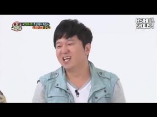 Lee SungJong dance | Weekly Idol | INFINITE