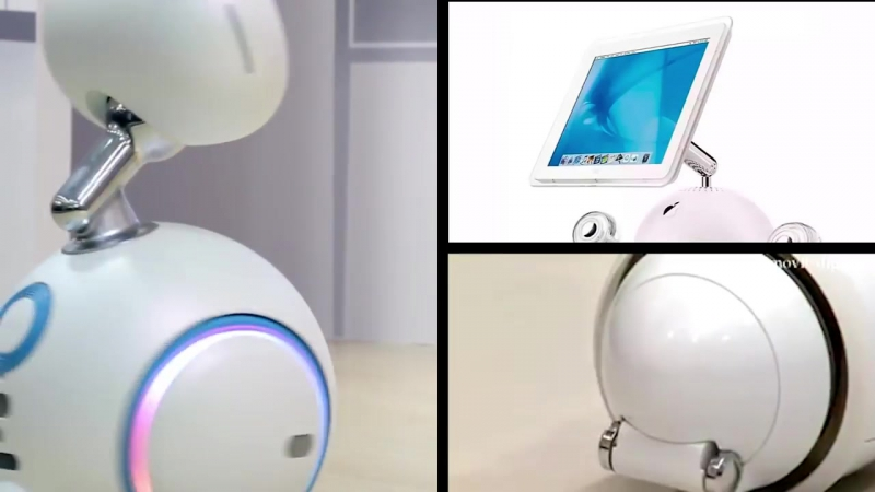 Домашний робот ASUS ZenBo на Computex 2016