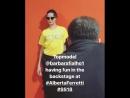 #barbarafialho #albertaferretti #ss18 #mfw ##barbarafialhosnapchat
