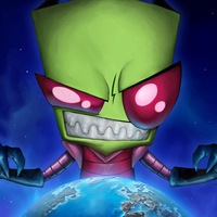 Аватар Invader Zim