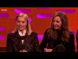The Graham Norton Show 22x20 - Allison Janney, Daniel Kaluuya, Margot Robbie, Alicia Vikander, Camila Cabello
