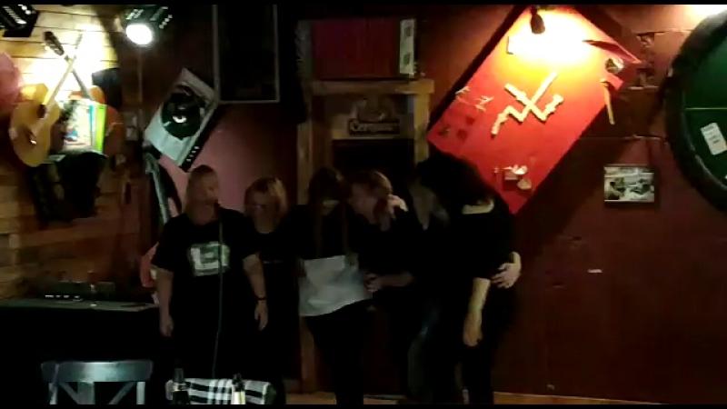 Бар байкерский Холостяк 🤣 даём концерт