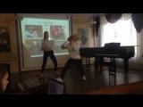 Танцуем с Елизаветой Едемской в нгк
