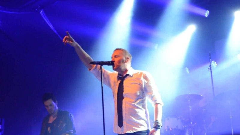 Poets of The Fall - Late Goodbye (15 Annyversary Tour Helsinki 21.04.2018)