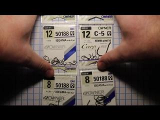 Подделка крючков Owner - как определить