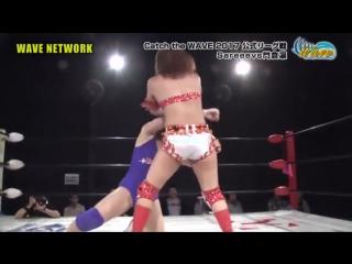 Rin Kadokura vs. Sareee (WAVE - Bracken-2)